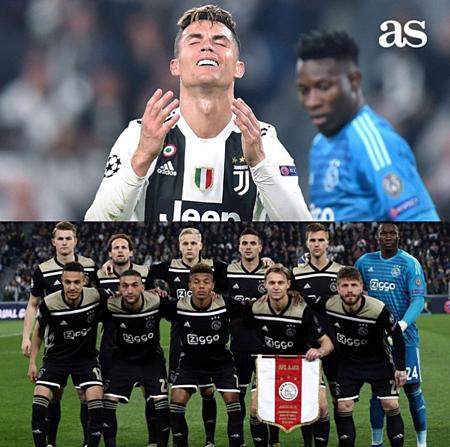 Đội hình Ajax chủ yếu gồm tài năngdo chính họ ươm mầm.