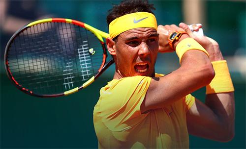 Nadal đang giữ kỷ lục 11 lần vô địch Monte Carlo.