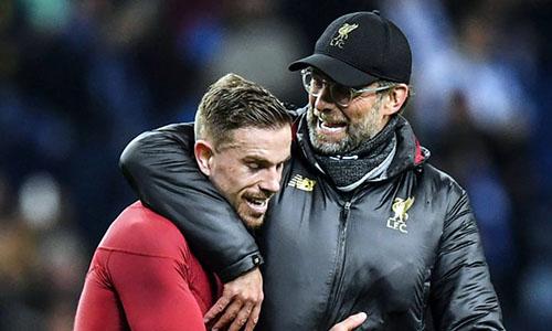 Klopp (phải) giúp Liverpool duy trì vị thế tại châu Âu trong những năm gần đây. Ảnh: Reuters.