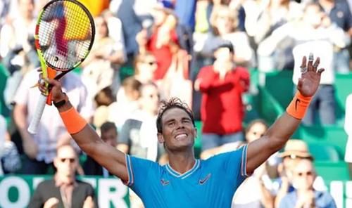 Nadal vẫn thể hiện được đẳng cấp ở những thời điểm quyết định.