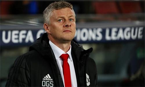 Theo Van Gaal, Solskjaer (ảnh) cho Man Utd phòng ngự nhiều hơn các CĐV tưởng. Ảnh: Reuters.