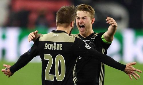Ajax sẽ không phải thi đấu với cường độ ba ngày một trận như Tottenham. Ảnh: Reuters.