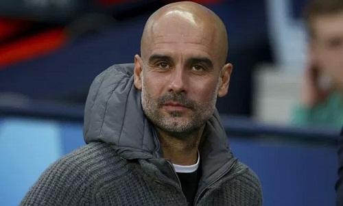 Guardiola tự tin với chuyến làm khách sắp tới của Man City trên sân Old Trafford. Ảnh: Reuters.