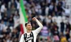 Ronaldo: 'Vô địch Serie A khó hơn La Liga và Ngoại hạng Anh'
