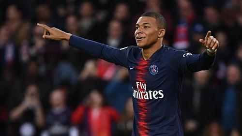 Kylian Mbappe là ngôi sao ấn tượng nhất của Ligue I. Ảnh:Reuters.