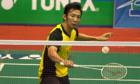 Tiến Minh lần đầu vào bán kết giải cầu lông châu Á