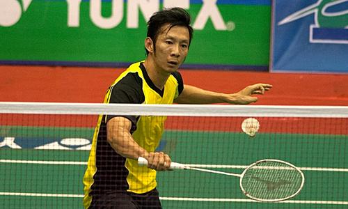 Tiến Minh trở thành tay vợt Việt Nam đầu tiên có huy chương ở giải cầu lông châu Á.