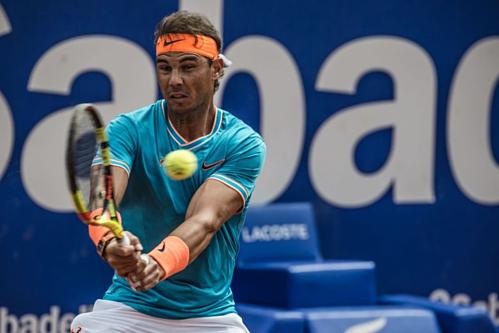 Nadal có trận thắng thứ 60 ở Barcelona Mở rộng.