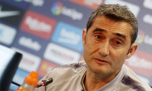 Valverde đang có cơ hội vô địch sớm ba vòng. Ảnh: Marca