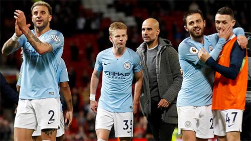 Man City của Guardiola đang có cơ hội lớn để khép lại mùa giải 2018-2019 với cú ăn ba quốc nội.