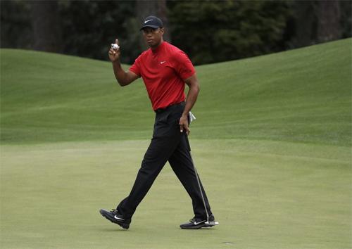 Woods sẽ nghỉ một tháng trước khi dự major PGA Championship -giải đấu khởi tranh ngày 16/5. Ảnh: AP.