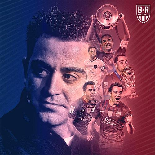 Xavi là một trong những cầu thủ giàu ảnh hưởng nhất thế giới bóng đá từ đầu thế kỷ 21.