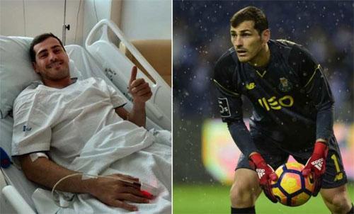 Casillas vốn có ý định thi đấu đến ngoài 40 tuổi như Buffon.