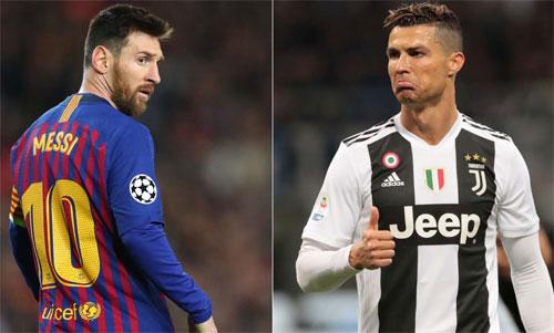 Việc Messi chơi tốt có thể giúp Ronaldo nỗ lực hơn.