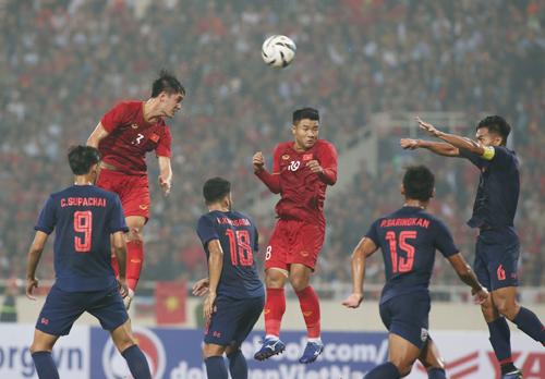 Sau chiến thắng 4-0 tại vòng loại U23 châu Á 2020, HLV Park Hang-seo tuyên bố từ nay Việt Nam không phải sợ Thái Lan. Ảnh: Lâm Thỏa