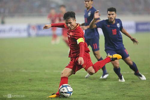 Bóng đá Thái Lan mất vai trò số một Đông Nam Á vào tay Việt Nam trong hai năm qua.