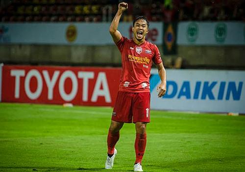 Sumanya Purisai háo hức chờ đợi màn so tài với Việt Nam tại Kings Cup 2019.