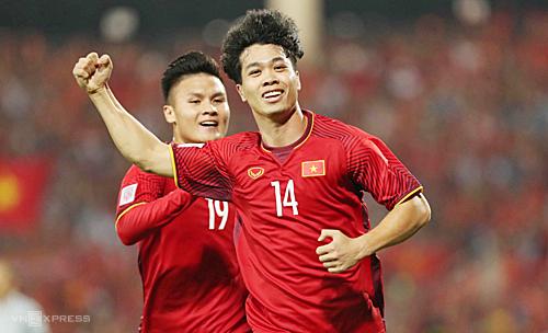 Công Phượng sẽ từ Hàn Quốc về cùng tuyển Việt Nam dự Kings Cup. Ảnh: Đức Đồng
