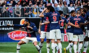 Angers 1-2 PSG