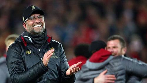 Klopp tạo ra tầm ảnh hưởng và giúp Liverpool trở lại vị thế hàng đầu châu Âu. Ảnh: PA.