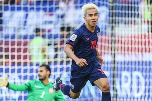 Chanathip được kỳ vọng kịp bình phục để góp mặt trong trận đấu giữa Thái Lan và Việt Nam vào ngày 6/5.