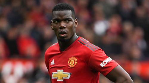 Pogba chịu nhiều sức ép ở Man Utd sau mùa giải tồi tệ. Ảnh:Reuters.