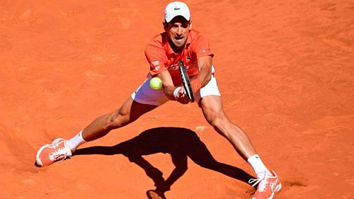 Djokovic đạt phong độ ổn định hiện nay.