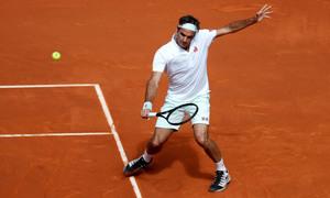 Joao Sousa 0-2 Roger Federer