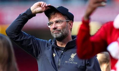 Klopp có kế hoạch để Liverpool tập luyện trong ba tuần hướng đến chung kết Champions League. Ảnh: Reuters.