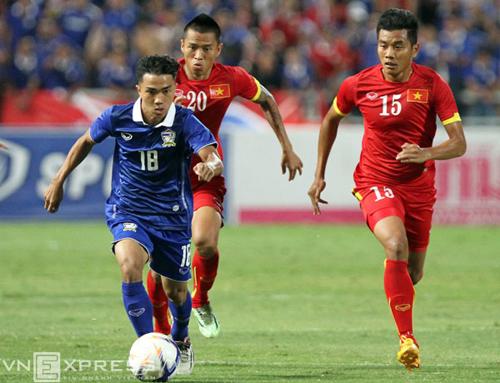 Chanathip từng giành chiến thắng trước Việt Nam khi đối đầu tại vòng loại World Cup 2018 và vòng bảng SEA Games 2017.