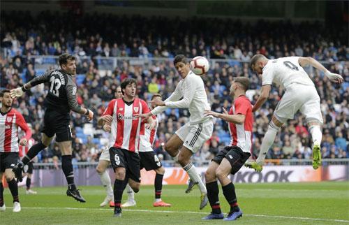 Bilbao phải trả giá cho sai lầm.