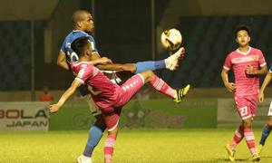 Sài Gòn 3-0 Viettel