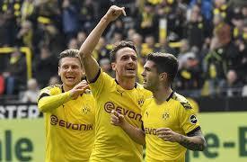 Monchengladbach 0-2 Dortmund