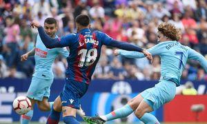 Levante 2-2 Atletico