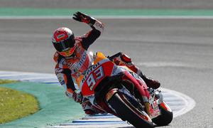 Marc Márquez đăng quang tại MotoGP Pháp
