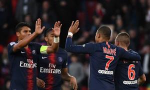 PSG 4-0 Dijon