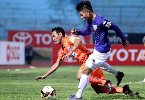 Hà Nội cần chiến thắng để thu hẹp với vị trí dẫn đầu của TP HCM xuống còn 2 điểm.