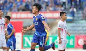 Quảng Nam 1-1 Nam Định