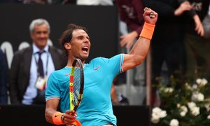 Novak Djokovic 1-2 Rafael Nadal