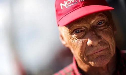 Lauda nổi tiếng không chỉ bởi thành công mà còn do nỗ lực vượt qua nghịch cảnh để nuôi dưỡng đam mê với F1. Ảnh: Anadolu.