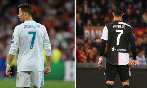 Không có Ronaldo, Real như đội bóng không còn linh hồn.