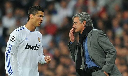 Mourinho có thể là ứng cử viên sáng giá cho ghế HLV Juventus, nhờ sự ủng hộ từ Ronaldo.