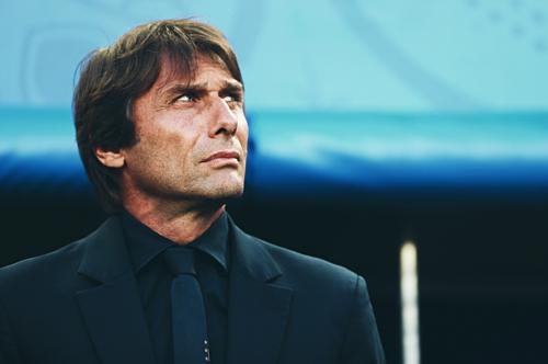 Conte tiếp tục hành trình thử thách khi nhận nhiệm vụ đưa Inter trở lại đỉnh cao. Ảnh:AFP.