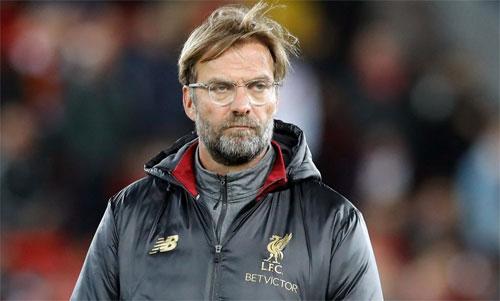 Klopp chuẩn bị có trận chung kết Champions League thứ ba, nơi ông tìm kiếm chiến thắng đầu tiên. Ảnh: Reuters