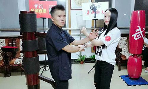Võ sư Vịnh Xuân: 'Từ Hiểu Đông tẩy não thanh thiếu niên Trung Quốc ...