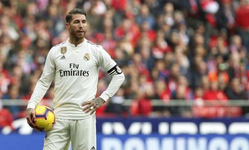 Ramos có thểrời Real vào mùa hè này. Ảnh: Marca.