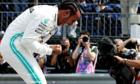 Hamilton vượt Bottas, giành pole ở GP Monaco