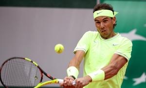 Yannick Hanfmann 0-3 Rafael Nadal