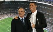 Perez: 'Cristiano Ronaldo là cầu thủ hay nhất tôi từng mua về Real'