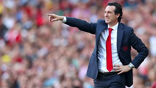 Emery với kinh nghiệm dày dạn ở Europa League sẽ là vũ khí nguy hiểm của Arsenal. Ảnh:AFP.